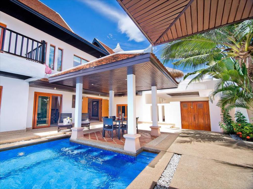 Tropicana Pool Villa
