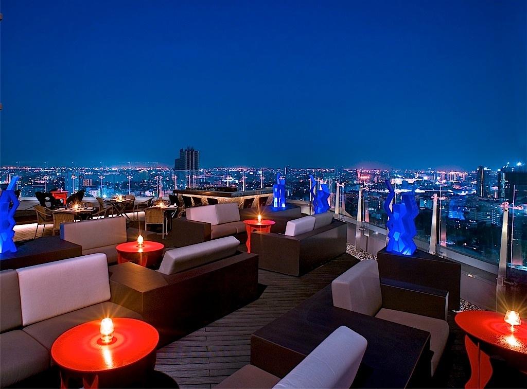 泰友營 Thailandfans Com 翟道翟附近的天台酒吧blue Sky Bar