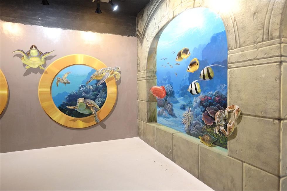 清迈劲玩 3d 画馆 - art in paradise