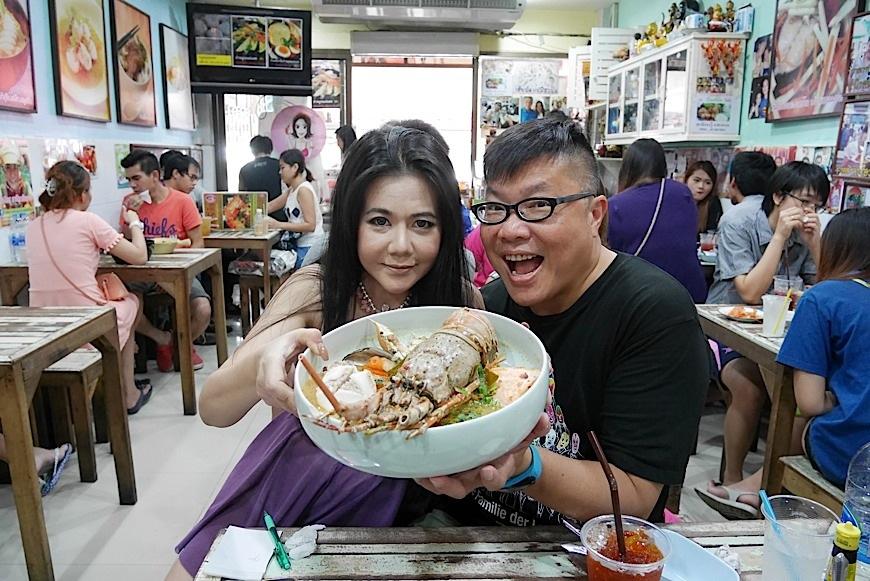 曼谷平吃龍蝦五寶麵 - P All