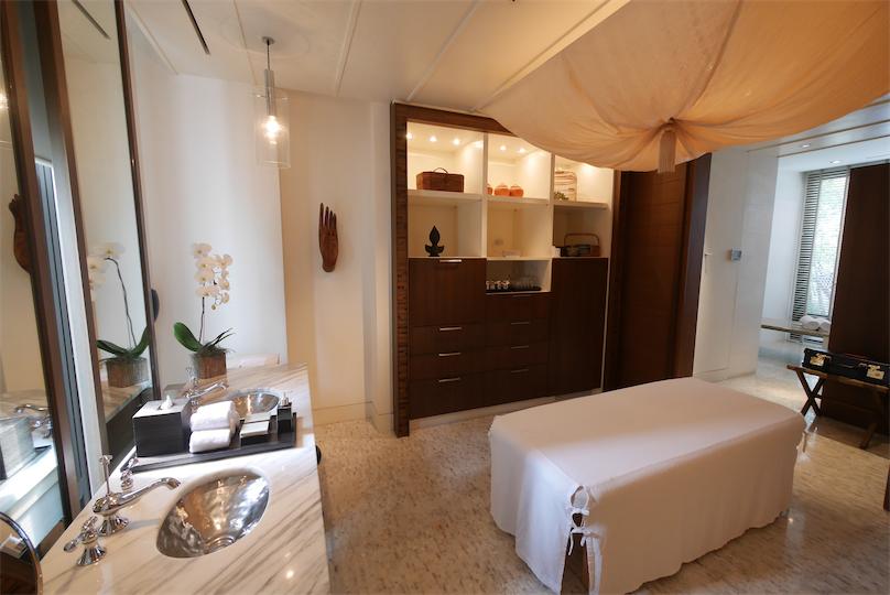 曼谷五星级温泉(spa)酒店别墅推荐