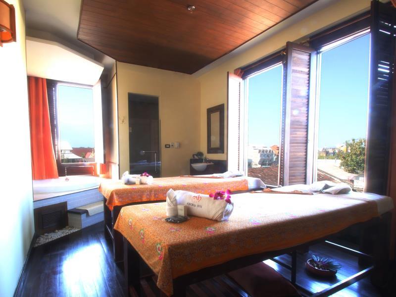 清迈价格便宜的SPA酒店推荐
