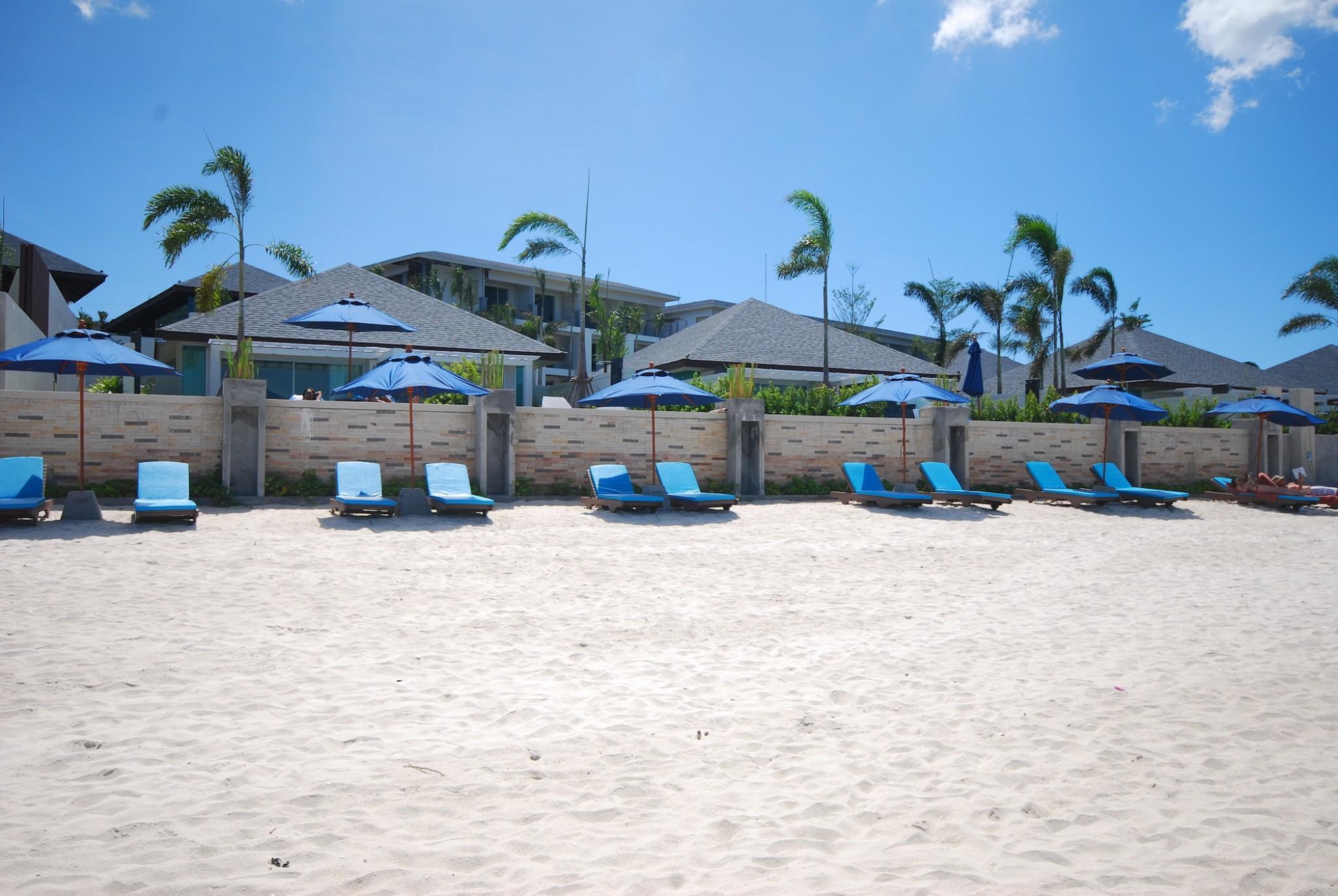 苏梅岛沙滩度假村饭店 (samui resotel beach resort)