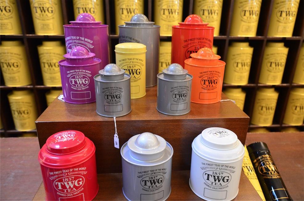 teahouse_坐在prada,lv,chanel之间食茶餐twg tea salon& boutique